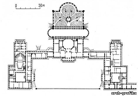 Таврический дворец. Иван Старов