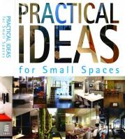 Cristina Paredes Benitez - Practical Ideas For Small Spaces