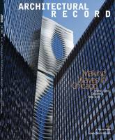 Architectural Record 2010 05 May