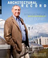 Architectural Record 2010 06 June