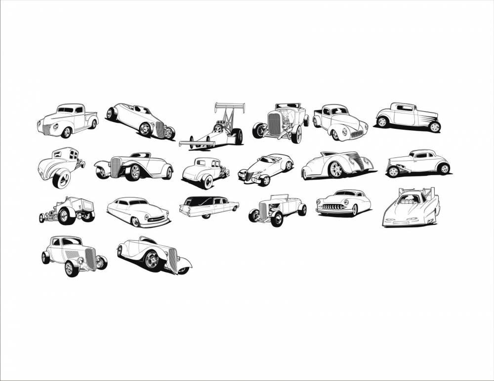 Графика на машинах, бесплатные фото ...: pictures11.ru/grafika-na-mashinah.html