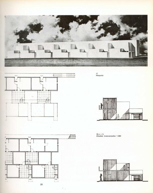 Candilis Josic Woods Una Decada De Arquitectura Y