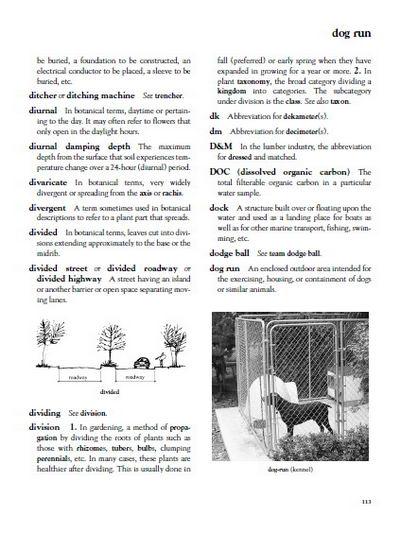 Alan Christensen - Dictionary Of Landscape Architecture And Construction - 1 U0410u043fu0440u0435u043bu044f 2011 ...