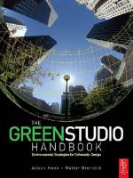 A.Kwok, W.Grondzik - The Green Studio Handbook. Environmental Strategies for Schematic Design