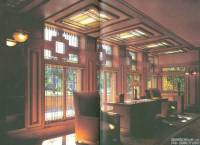 Frank Lloyd Wright — Prarie Houses