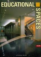 Educational spaces, Volume 2 (Primary and Secondary Education Spaces, Adult Education Spaces)