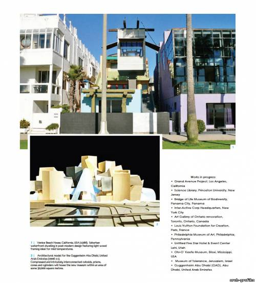 MODERN DESIGN ARCHITECTURE and ART