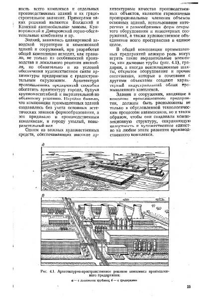 Oryol architektonický dizajn priemyselných budov