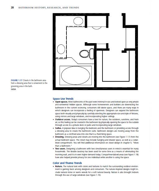 Nkba Bathroom Guidelines 28 Images Nkba Kitchen And Bathroom Planning Guidelines With Access