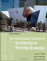 Osamu A. Wakita - The Professional Practice of Architectural Working Drawings