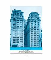 Bill Harris, Jorg Brockmann - Five Hundred Buildings of New York