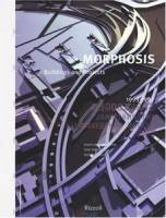 Thom Mayne - Morphosis, Volume 3: Buildings and Projects