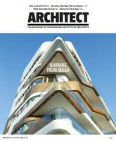 Architect Magazine №5 2014