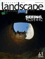 Journal of Landscape Architecture №41