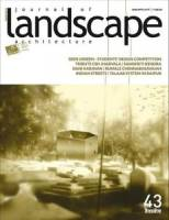 Journal of Landscape Architecture №43, 2015