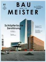 Baumeister №1 2015