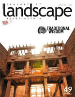 Journal of Landscape Architecture - Issue 49, 2016