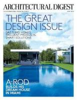 Architectural Digest - June 2016