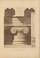 Hector d'Espouy - Fragments D'Architecture Antique. Vol I