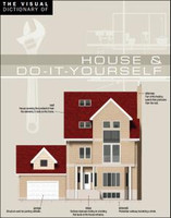 Jean-Claude Corbeil, A. Archambault - The Visual Dictionary of House & Do-It-Yourself