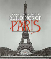 Kathy Borrus - Five Hundred Buildings of Paris