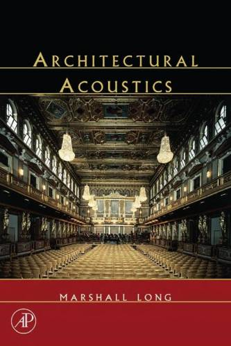 Marshall Long - Architectural Acoustics