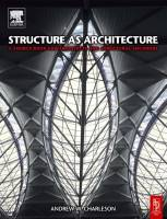 Andrew Charleson — Structure as Architecture