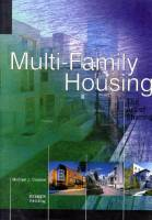 Michael Crosbi - Multi Family Housing The Art of Sharing