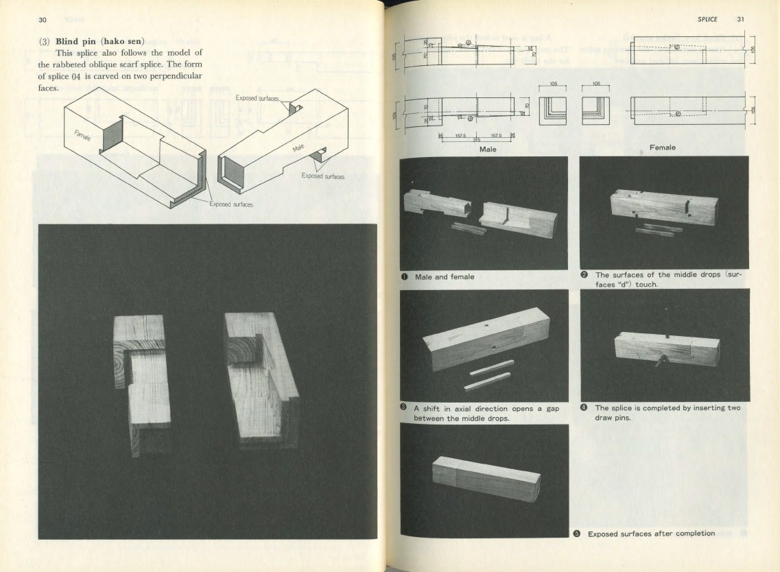 Torashichi Sumiyoshi - Wood Joints In Classical Japanese Architecture ...