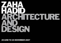 Zaha Hadid — Architecture and Design